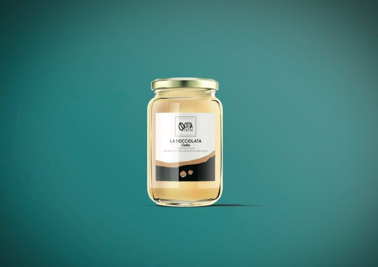 polvere nocciola dotta caffè