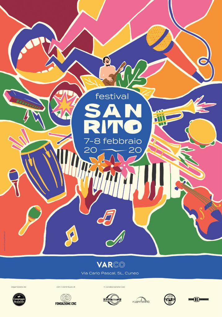 poster sanrito