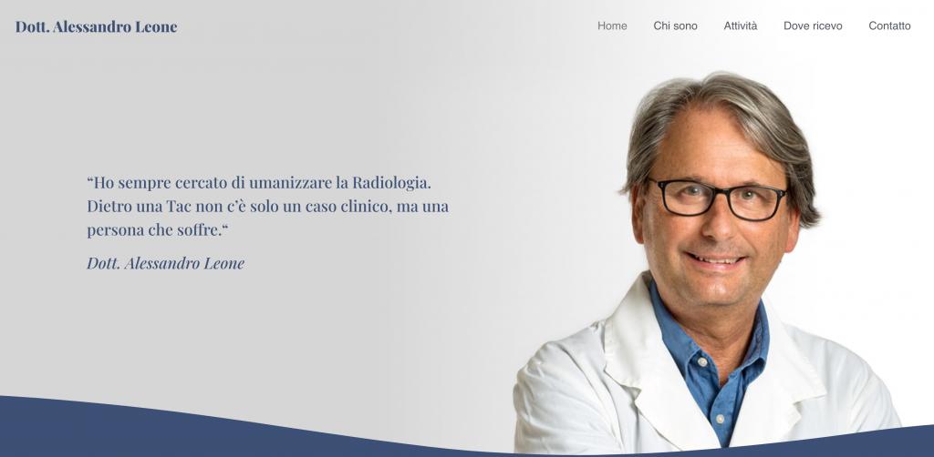Dott Alessandro Leone